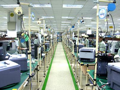 办公设备行业解决方案