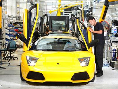 汽车总装厂行业解决方案