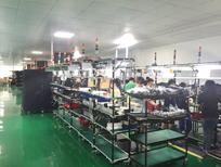 深圳安防行业某高新技术企业柔性生产线案例