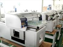 广州某打印机企业柔性生产线案例
