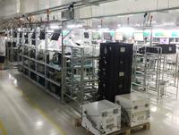 深圳某电子企业精益线体改善案例