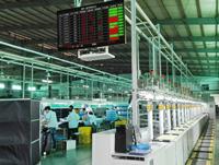 深圳某电器精益生产线改造案例