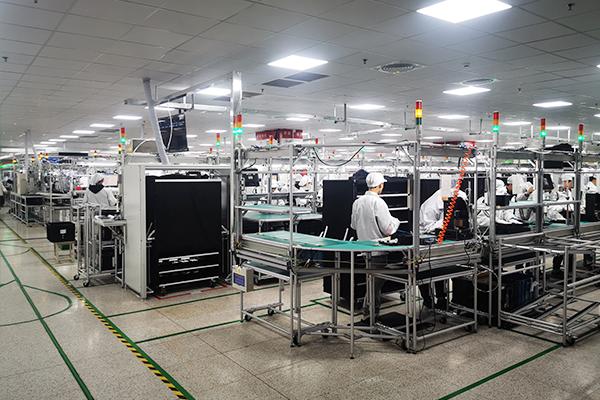 【精益LCIA158】3C行业精益生产线案例