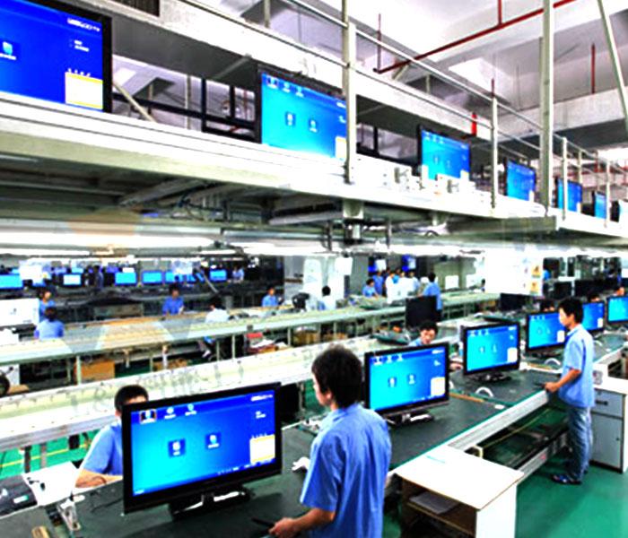 生产节拍控制管理系统